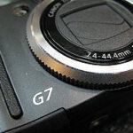[玩物] Canon G7 :不是心得的心得
