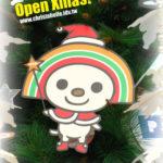 [生活] Open小將慶聖誕