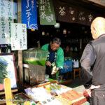[記食] 京都宇治 抹茶霜淇淋與三味茶丸子
