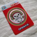 [生活] 嫌貨才是買貨人:Open小將三歲生日之吊飾