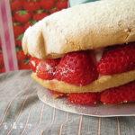 [記食] 桃園 佳樂蛋糕 期間限定草莓波士頓派