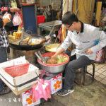 [記食] 在地帶路(VII):台南小吃 國華街 春蚵嗲與10元紅茶