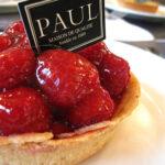 [記食] 賞心悅目的午茶:Paul 水果塔