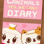 [生活] 免費 iPhone/iPad 可愛記事軟體:Canimals Diary