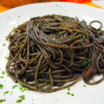 [記食] 威尼斯另一家好吃的墨魚麵:Da Sandro