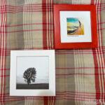 [生活] 點點印 小木框畫
