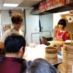 [記食] 南京敦北 龍城市場美食三角:上海小籠包、公園魷魚羹與廣一涼麵