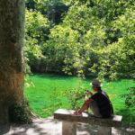 [記旅] 2013普羅旺斯自駕遊(4):精緻的綠水小鎮 Fontaine-de-Vaucluse