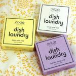 [購物] 洗衣洗碗一起來:Oricre 手作家事潔淨皂  試用