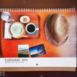 [公告] 威尼斯、北海道旅行 2015 公益桌曆、掛曆開賣