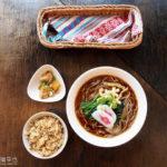 [記食] 台北 月見ル君想フ:過年蕎麥麵(年越しそば)