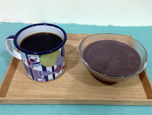 女人好朋友之黑米紅豆黑芝麻 黑糖薑汁咖啡