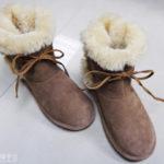[購物] 訂做一雙自己的純羊毛雪靴:三十革  (及各式訂作全真皮皮鞋 更新)