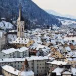 [拍照] 瑞士最古老城市:格勞賓登州首府 Chur 庫爾