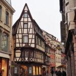 [記旅] 從瑞士出發:法國阿爾薩斯省童話小鎮 柯爾瑪 Colmar