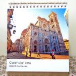 [公告]  敲敲義大利 2016 公益桌曆、掛曆 開賣