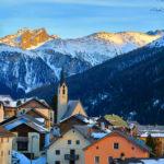 [記旅] 瑞士次美小鎮:東部格勞賓州 瓜爾達 Guarda