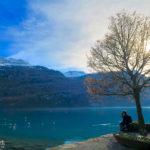 [記旅] 瑞士大山湖畔秀美小鎮:Brienz 布里恩茲