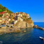 [記旅] 義大利自助旅行不可錯過的五漁村(Cinque Terre)之四:最美 Manarola