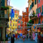 [記旅] 義大利自助旅行不可錯過的五漁村(Cinque Terre)之五:最南 Riomaggiore