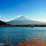 [記旅] 在河口湖地區拍攝富士山的幾個地點