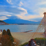 [記旅] 富士山河口湖地理位置絕佳旅館:湖舞家 こまや Komaya Ryokan