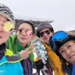 [記旅] 日本東北滑雪初體驗:藏王滑雪學校(蔵王スキー学校)2小時雪板課程