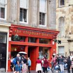 [記旅] 2018冰火謳歌:英國愛丁堡 哈利波特誕生地 The Elephant House 咖啡屋再訪