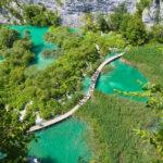 [記旅] 2018冰火謳歌:克羅埃西亞十六湖國家公園(II)上下湖風景
