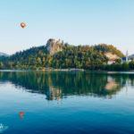 [記旅] 2018 冰火謳歌:斯洛維尼亞 布萊德湖城堡 Bled Castle